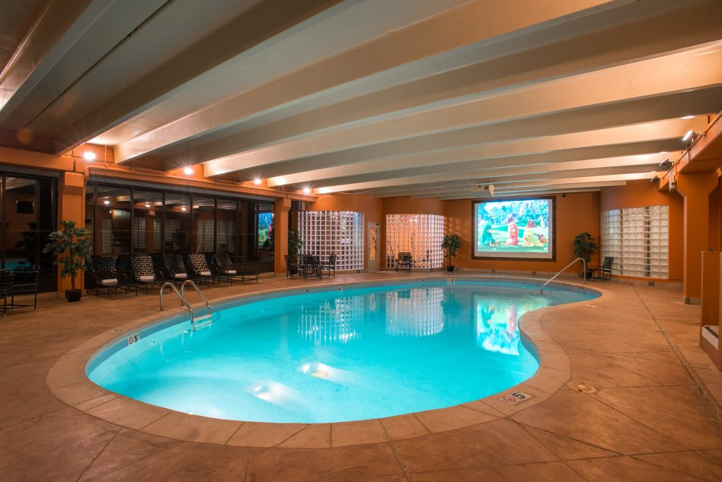 indoor pool winter park