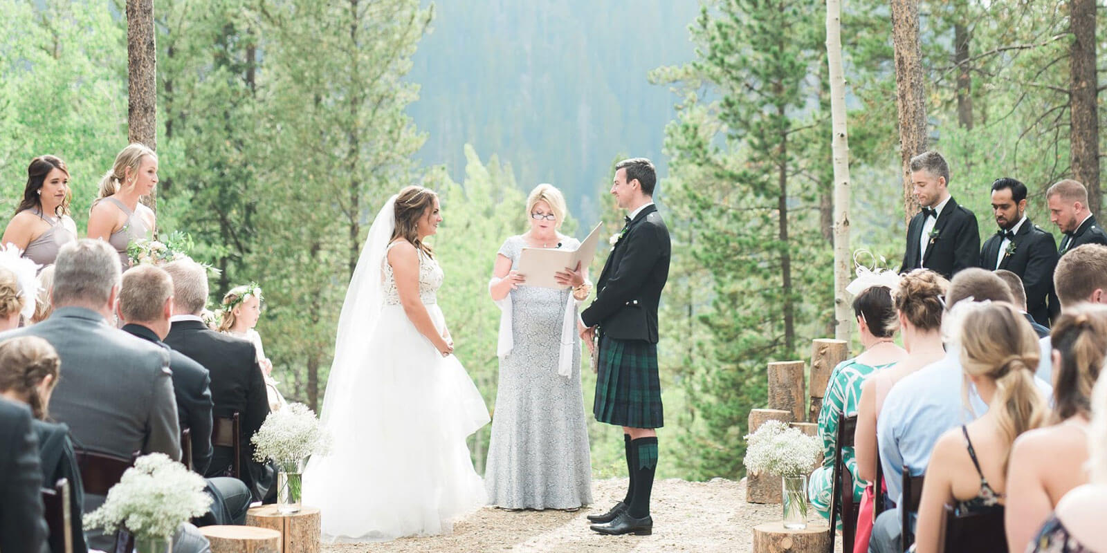 Winter Park Mountain Lodge Weddings