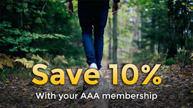 AAA Members save 17%